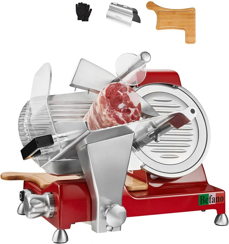 guide d'achat trancheuse jambon